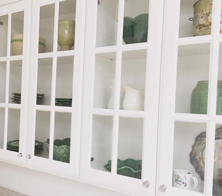china cabinet small
