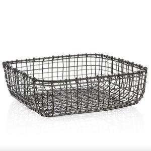 Bendt Iron Basket