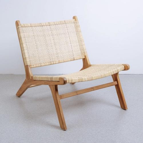 Basham Cane Occasional Chair