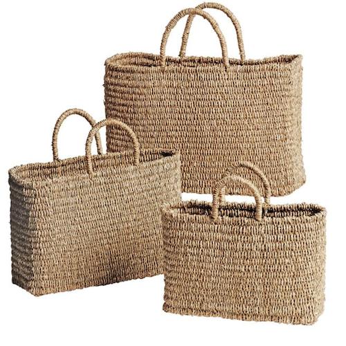 Bimini baskets