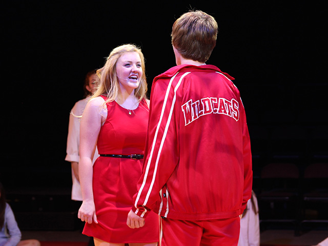 "PV High's High School Musical – ""Masterful"""