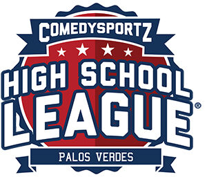 Comedy Sportz High School logo