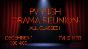All Classes Reunion Ad