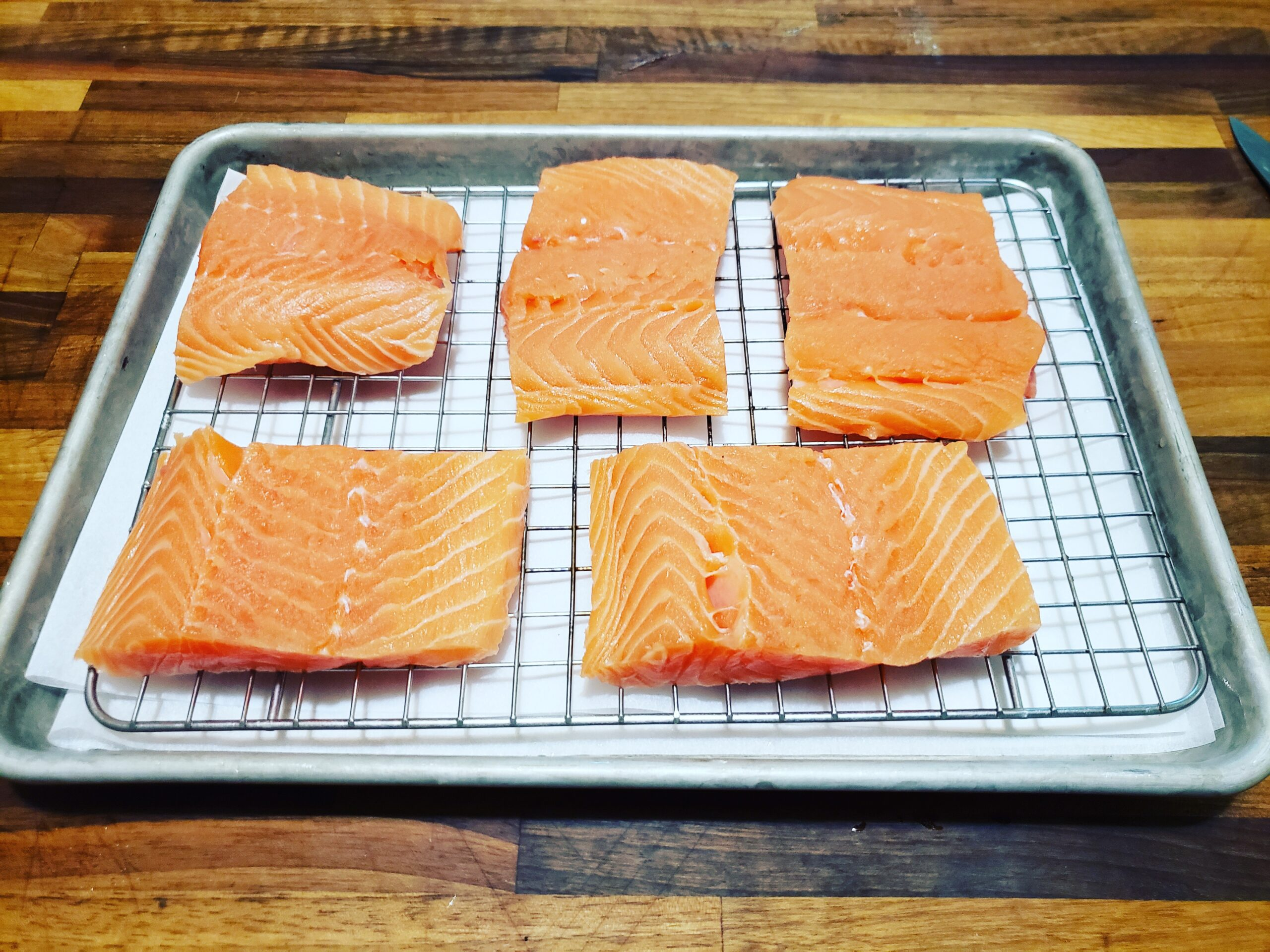 Personal Chef Secrets: How to make Crispy Salmon without skin!