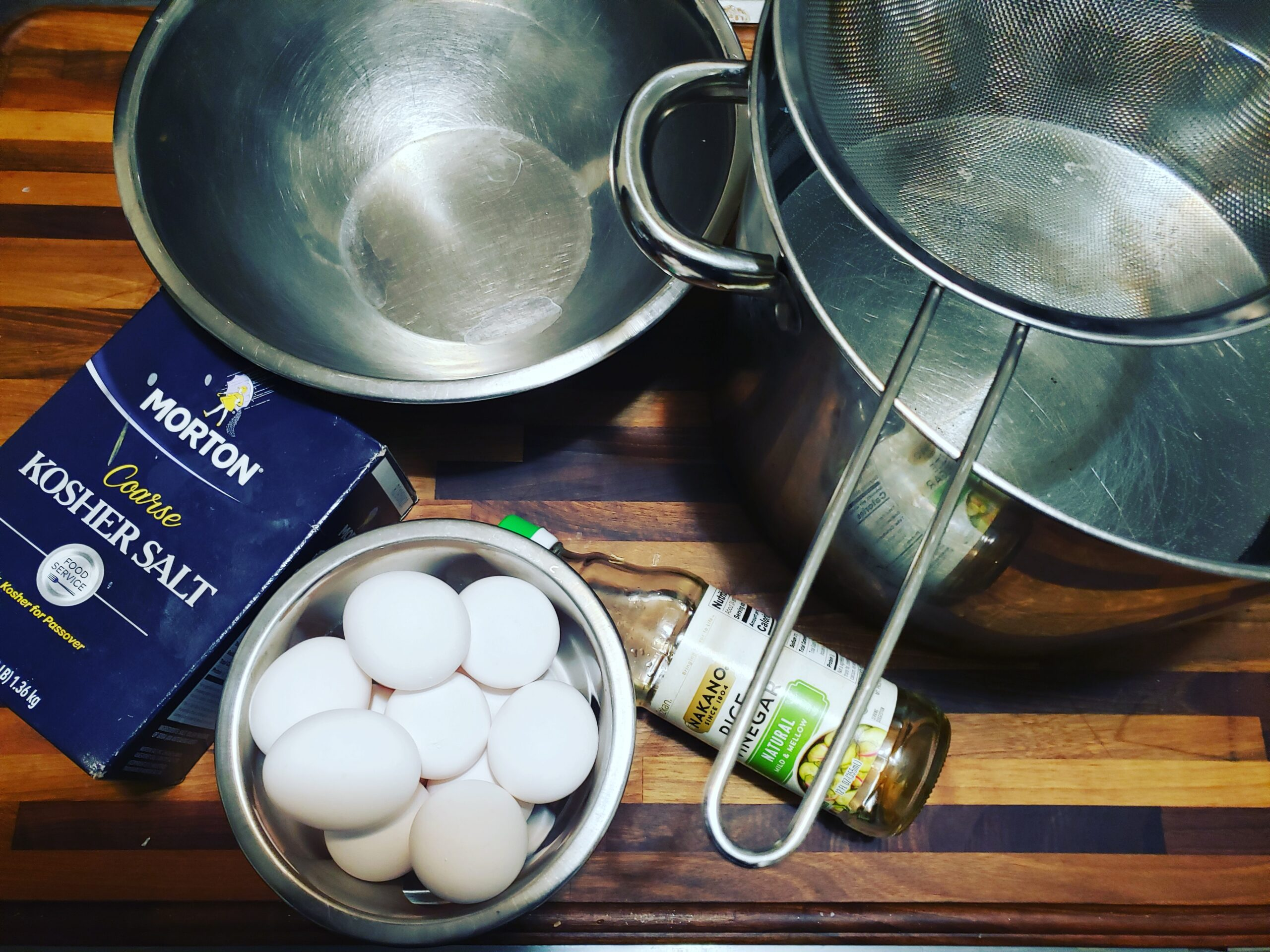What You Will Need To Poach Eggs