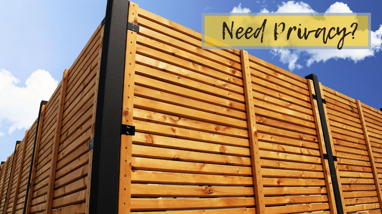 Indiana Privacy Fences