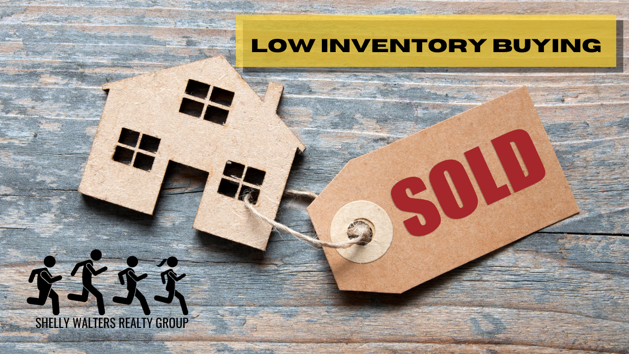 Buying When There is Short Inventory