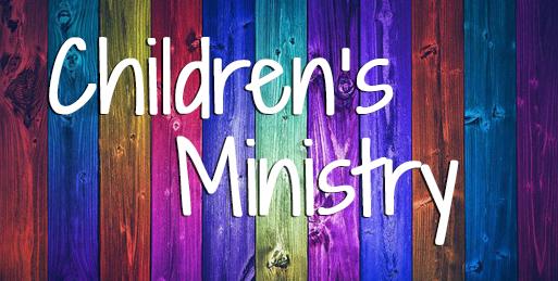 Children's Ministry (1st - 6th Grades)