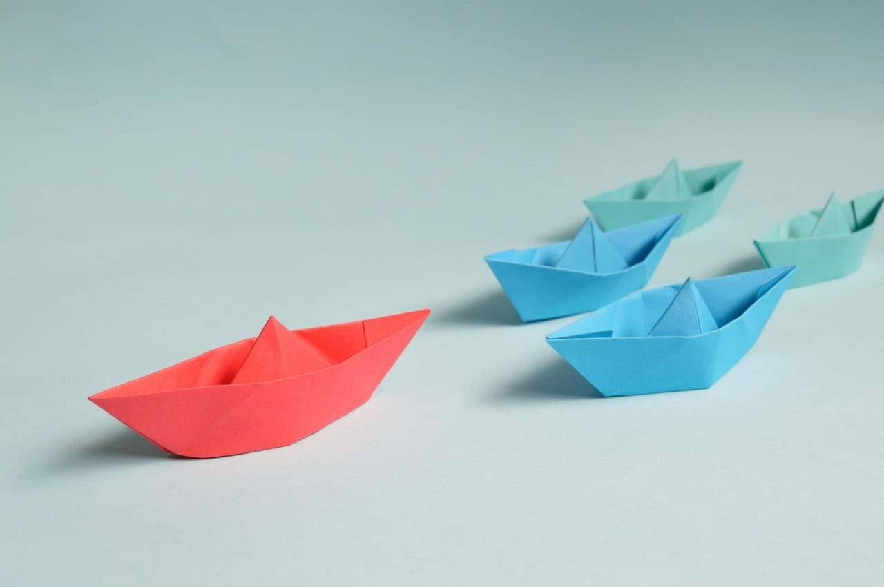 leading boat - leadership
