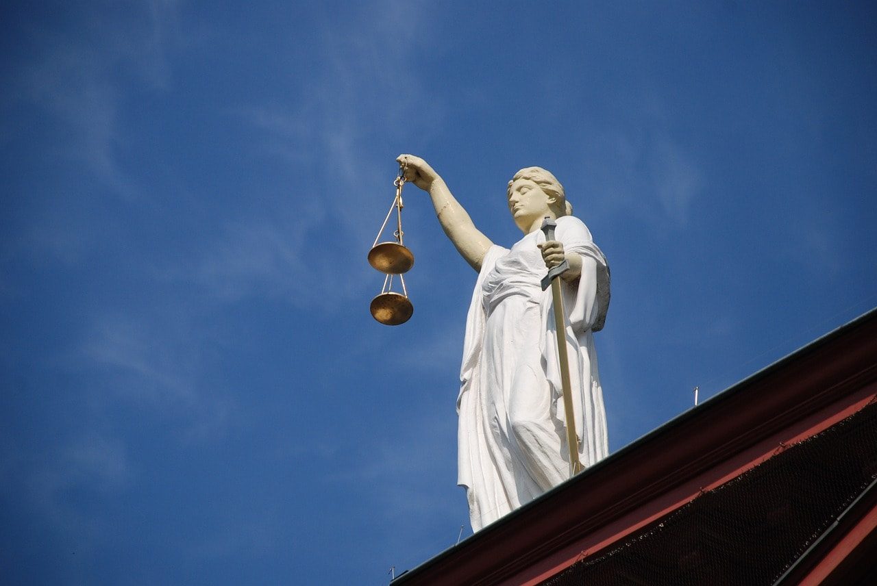 Court - Lady Justice