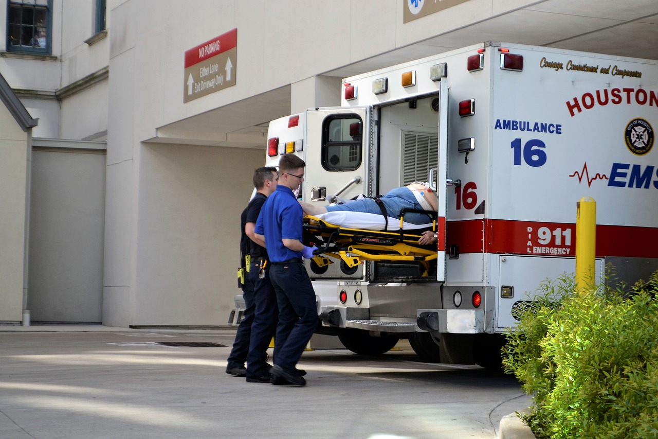 catastrophic injury ambulance