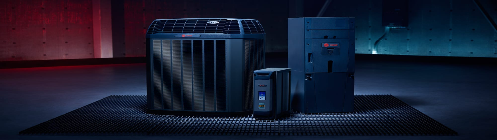 Trane Equpment Unstapable event