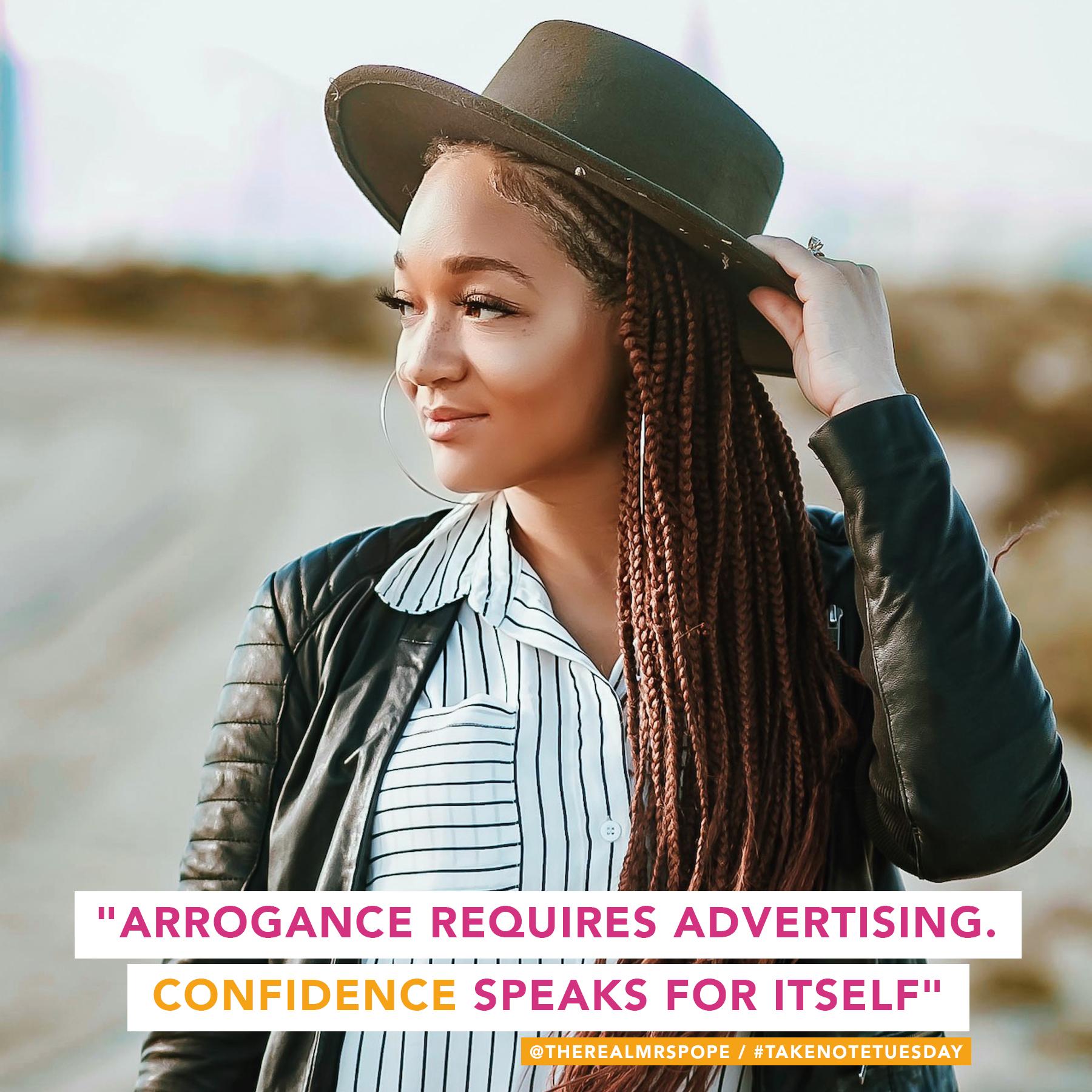 Confident Women…