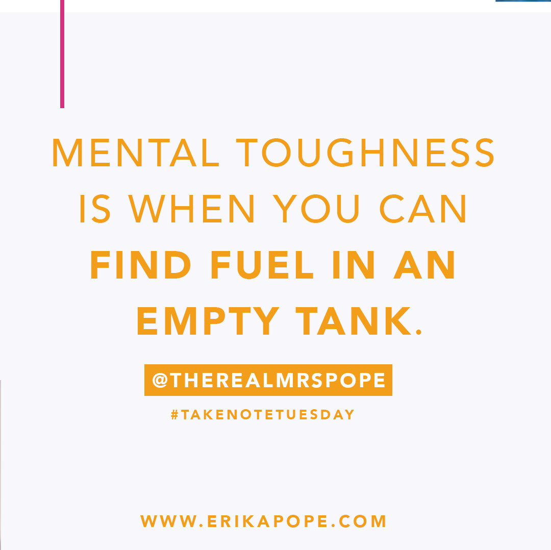 Built to Last : 5 Habits to Build Mental Toughness