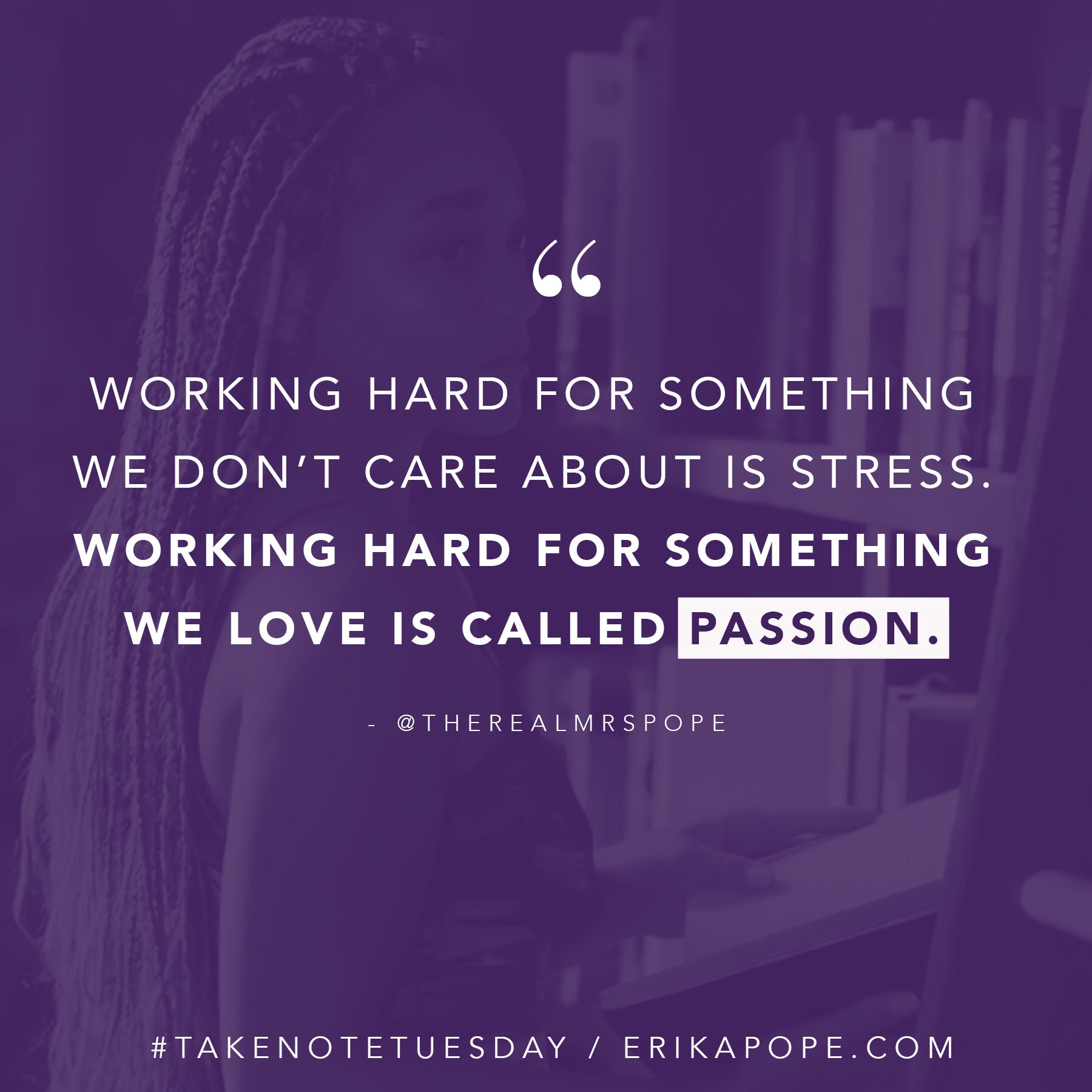 RELOADED: find your passion