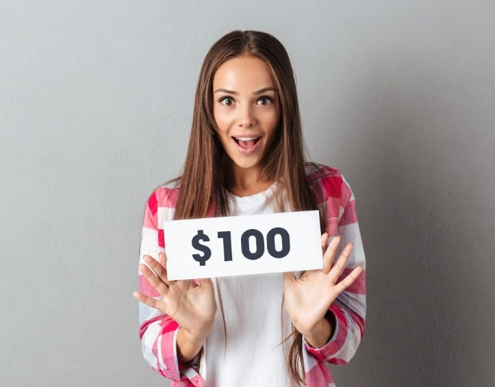 Sign Today! Receive $100 Gift Card (EXPIRED)