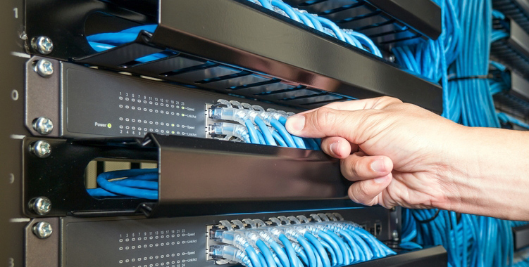 Novatech Structured Network Wiring & Cable Installation