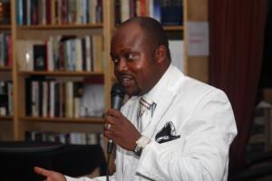 Joseph Mbungu Nsiesi | Faith Focus in Nurse Memoir