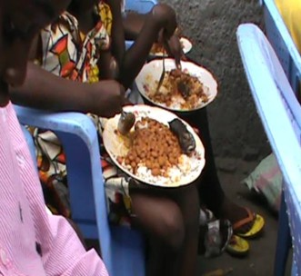 Children in Democratic Republic of Congo | NFDPC | Donate food and clothes