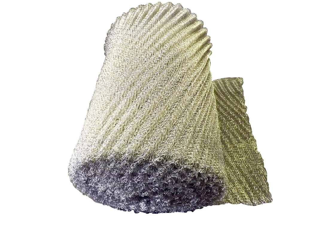 KNITTTED WIRE MESH