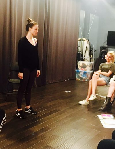 ADULT ACTING CLASSES