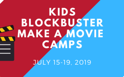 Kids Blockbuster Make A Movie Camps
