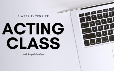 Online Acting Classes | Adult and Teen Acting Classes