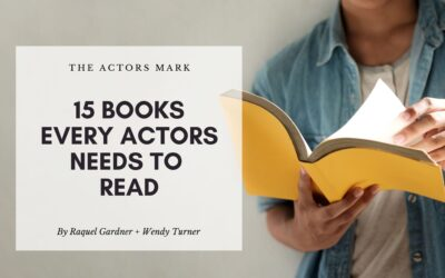 15 Books Every Actor Must Read!