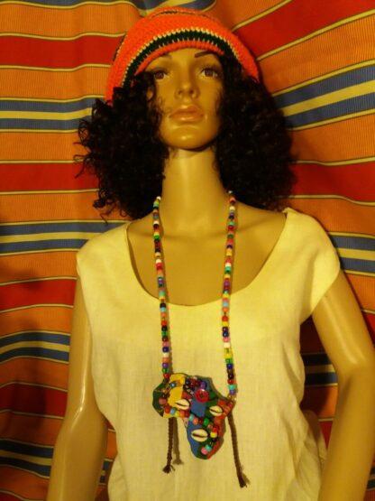 Egun Africa Necklace