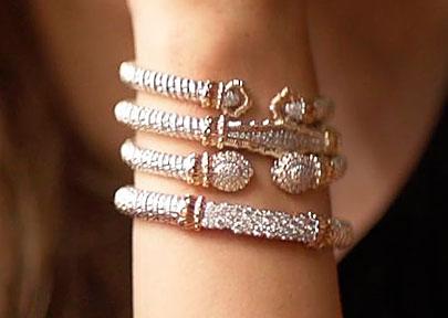 Vahan Gold Bracelet Jewelry