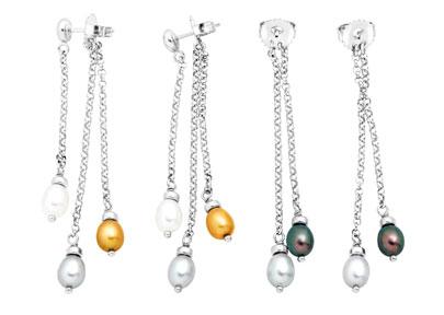 Honora Silver Earrings