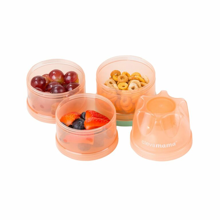 Travel Container - Stackable Formula & Food Container