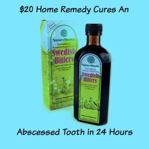 Tooth Abscess Cure