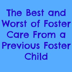 Adult life for a former foster child