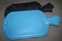 How to fill hot water bottles safely
