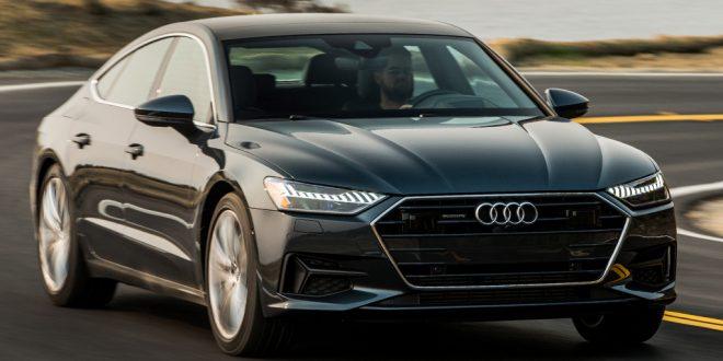 Audi A7 un sedán hatchback con un simple toque de distinción