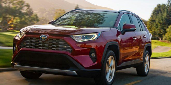Toyota RAV4 XSE Híbrido AWD del 2019, llega con más potencia y eficiencia
