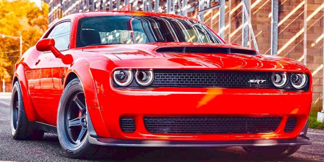 El Dodge Challenger está cerca de cumplir 50 años