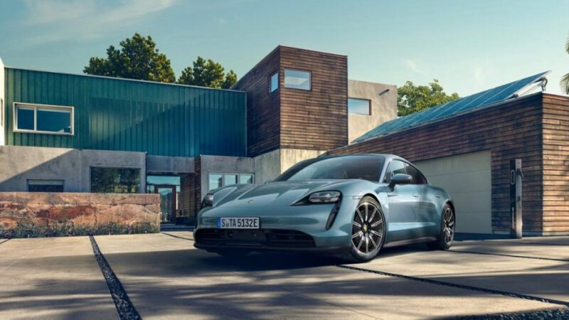 Porsche muestra el 4S, la tercera versión del Taycan