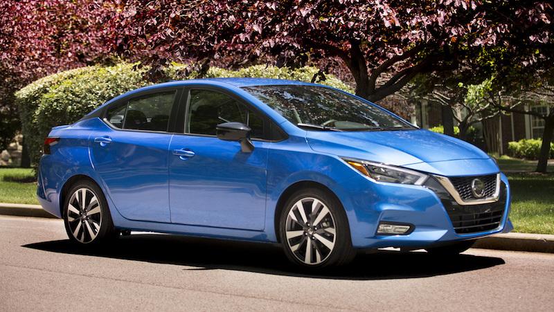Nissan Versa del 2020, Mucho mejor que el modelo anterior