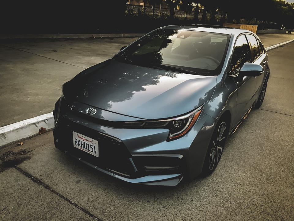 2020 Toyota Corolla XSE – Prueba de Manejo