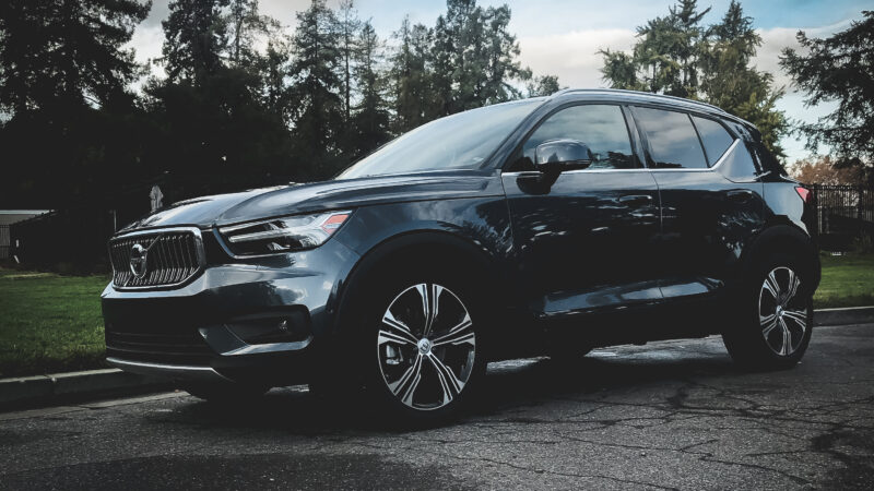 2020 Volvo XC40 T5 AWD inscription – Prueba de manejo