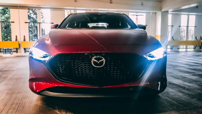 2020 Mazda3 Hatchback AWD, Prueba de Manejo