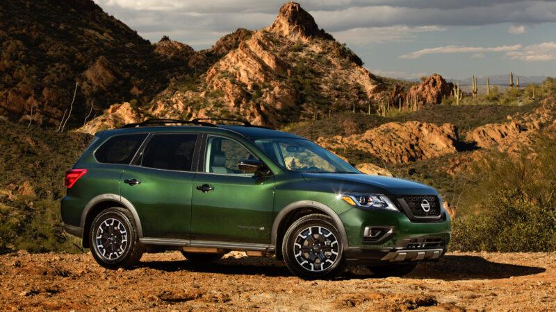 """Prueba: Nissan Pathfinder SV """"Rock Creek Edition"""" del 2020, para la aventura en todo terreno"""