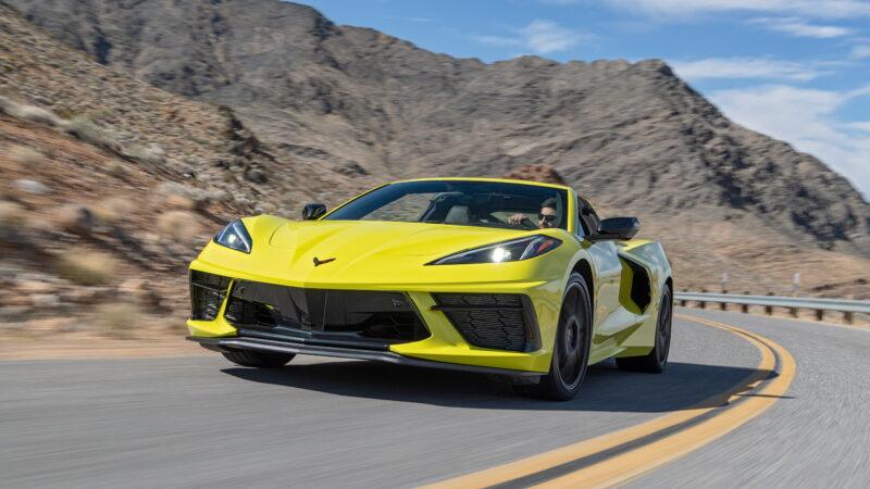 Presentación y Prueba del Corvette 2020, toda una verdadera maquina