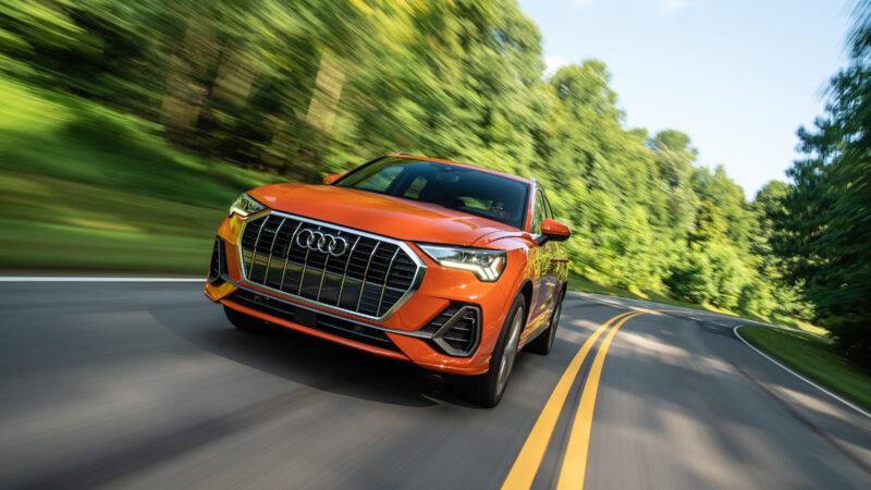 Prueba: El Audi Q3 un dinámico SUV subcompacto con tracción total