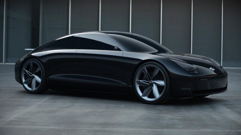 """Hyundai muestra en línea su nuevo concepto eléctrico """"Prophecy"""""""
