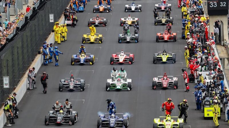 Se pospone la icónica carrera de las 500 millas de Indianápolis