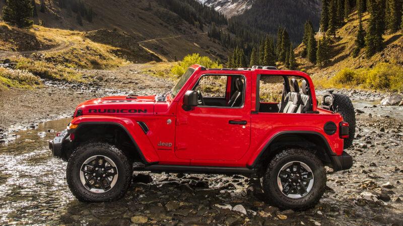 Jeep Wrangler Rubicon 2019 – Prueba de manejo