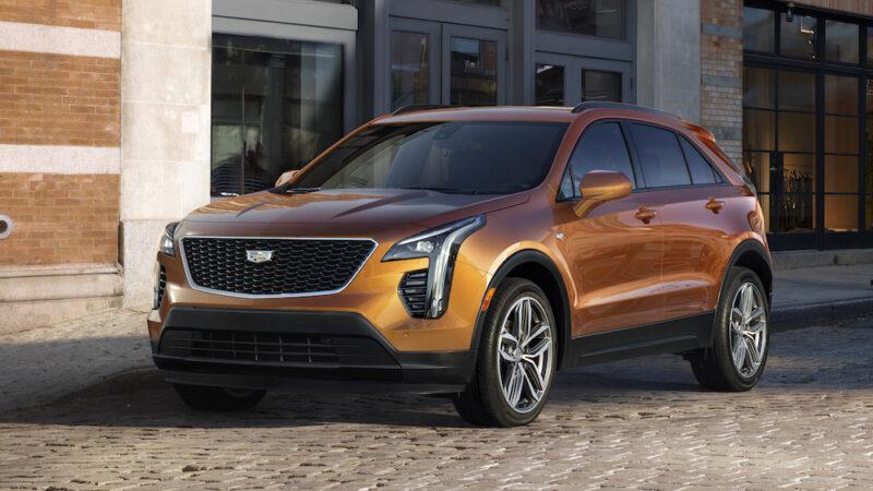 Cadillac XT4 del 2020 – Prueba de manejo